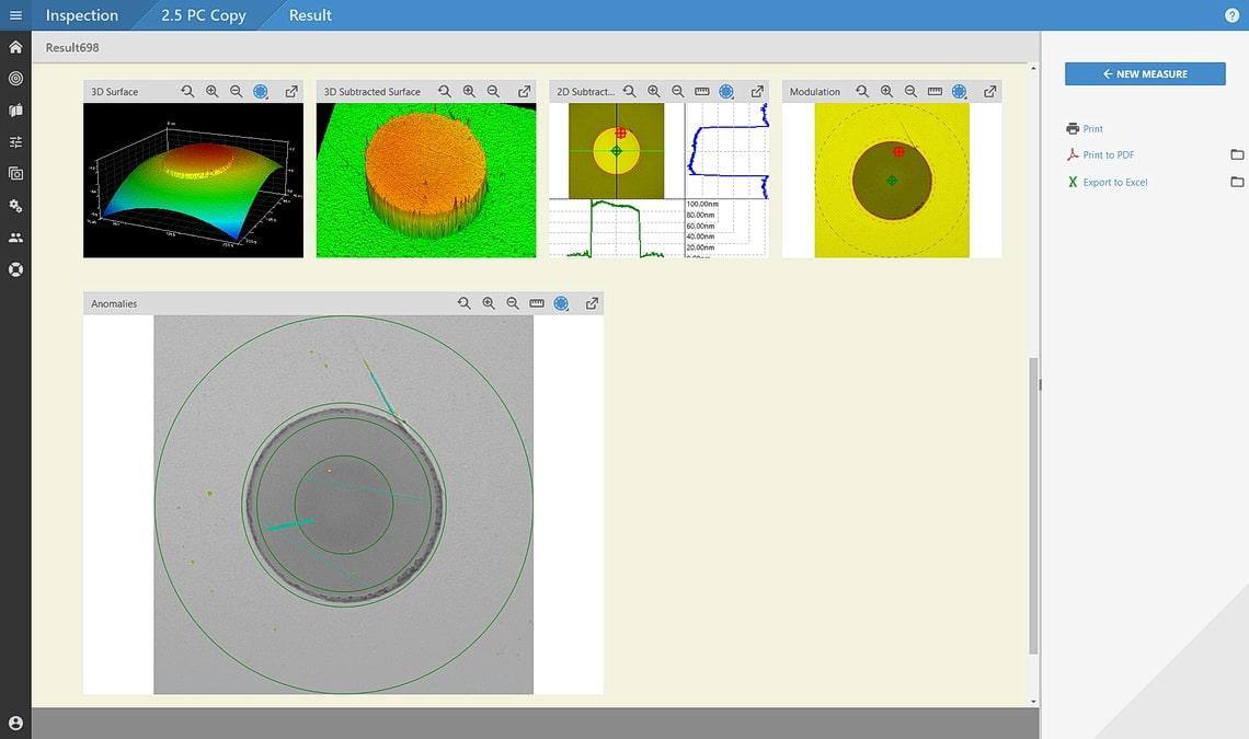 MAX-QS+ Interferometer